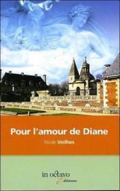 Pour L'Amour De Diane - Couverture - Format classique