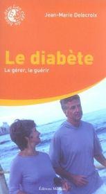 Le diabete - Intérieur - Format classique
