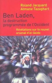 Ben Laden La Destruction Programmee De L'Occident - Intérieur - Format classique