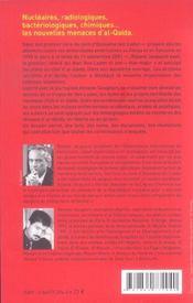 Ben Laden La Destruction Programmee De L'Occident - 4ème de couverture - Format classique