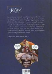 Krän le barbare t.2 ; le walou walou ancestral - 4ème de couverture - Format classique