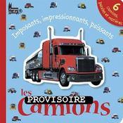 Touche A Tout ; Les Camions - Intérieur - Format classique