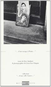 D'Un Voyage A Porto - Couverture - Format classique