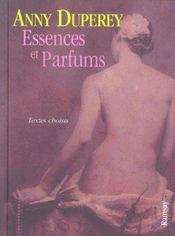 Essences et parfums  - Anny Duperey