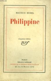Philippine. - Couverture - Format classique