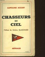 Chasseurs Du Ciel - Couverture - Format classique