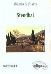 Stendhal - Intérieur - Format classique