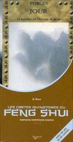 Les cartes divinatoires du feng shui - Intérieur - Format classique