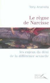 Le Regne De Narcisse - Intérieur - Format classique
