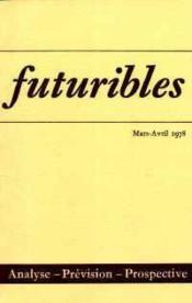 Futuribles N.14 Mars Avril 1978 - Couverture - Format classique