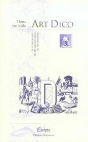 Art dico ; à la découverte de lettres illustrées du dictionnare - Intérieur - Format classique