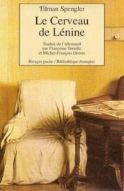 Le Cerveau De Lenine - Couverture - Format classique