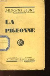 La Pigeonne - Couverture - Format classique