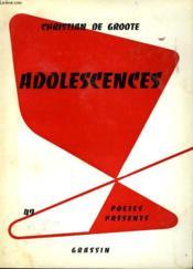 Adolescences - Couverture - Format classique