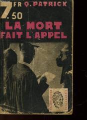La Mort Fait L'Appel - Death Goes To School - Couverture - Format classique