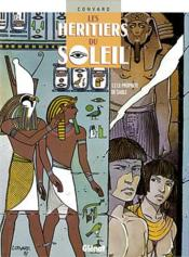 Les héritiers du soleil t.2 ; le prophète de sable - Couverture - Format classique