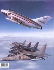 80 Ans De Combat Aerien - 4ème de couverture - Format classique