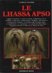 Le Lhassa Apso - Couverture - Format classique
