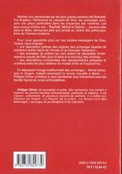 Archanges (Les) - 4ème de couverture - Format classique