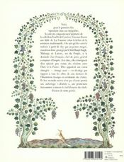 Le songe d'un habitant du mogol - 4ème de couverture - Format classique
