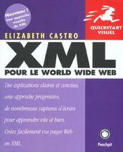 Peachpit Xml Pour Le World Wide Web - Intérieur - Format classique
