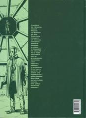 Le Chant Des Stryges T.1 ; Ombres - 4ème de couverture - Format classique