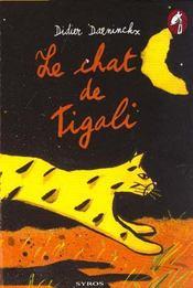 Le chat de Tigali - Intérieur - Format classique