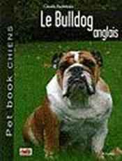 Le bulldog anglais - Couverture - Format classique