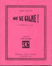 On se calme ; comedie en 4 actes - Couverture - Format classique
