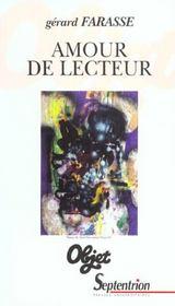 Amour De Lecteur - Intérieur - Format classique