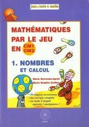 Jeux & Activ.Numeriq.Cm - Intérieur - Format classique