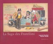 La saga des Fratellini - Intérieur - Format classique