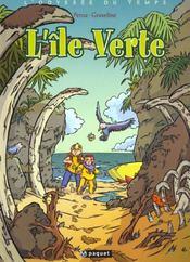 Odyssee Du Temps T1 L'Ile Verte - Intérieur - Format classique