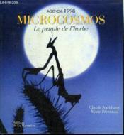 Agenda 1998 Microcosmos - Couverture - Format classique