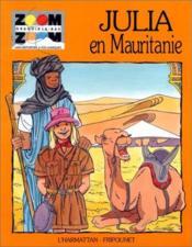 Julia en Mauritanie - Couverture - Format classique