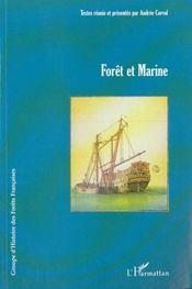 Foret Et Marine - Intérieur - Format classique