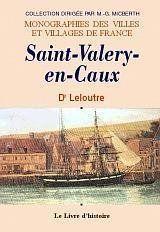 Saint-Valery-En-Caux - Couverture - Format classique