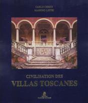 Civilisation Des Villas Toscanes - Intérieur - Format classique