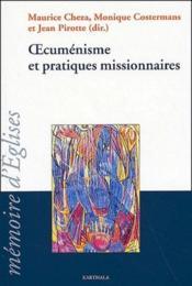 Oecuménisme et pratiques missionnaires - Couverture - Format classique