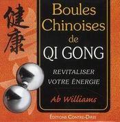 Boules chinoises de Qi Gong ; coffret cube - Intérieur - Format classique