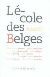 L'école des belges - Intérieur - Format classique