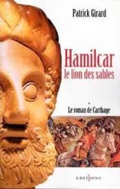 Hamilcar, le lion des sables - Couverture - Format classique