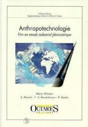 Anthropologie - Couverture - Format classique