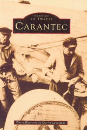 Carantec - Couverture - Format classique
