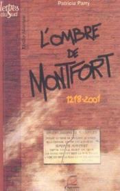 L'ombre de Montfort - Couverture - Format classique