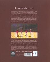 Terres de café - 4ème de couverture - Format classique