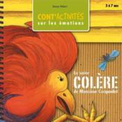 Saine Colere De Monsieur Cocquodet - Couverture - Format classique
