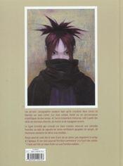 Nauja T.1 ; La Ballade De Raspa - 4ème de couverture - Format classique