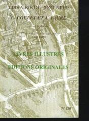 Catalogue N°130. Livres Illustres, Editions Originales - Couverture - Format classique