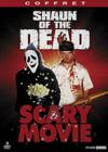 DVD & Blu-ray - Shaun Of The Dead + Scary Movie